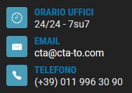 CTA Contacts